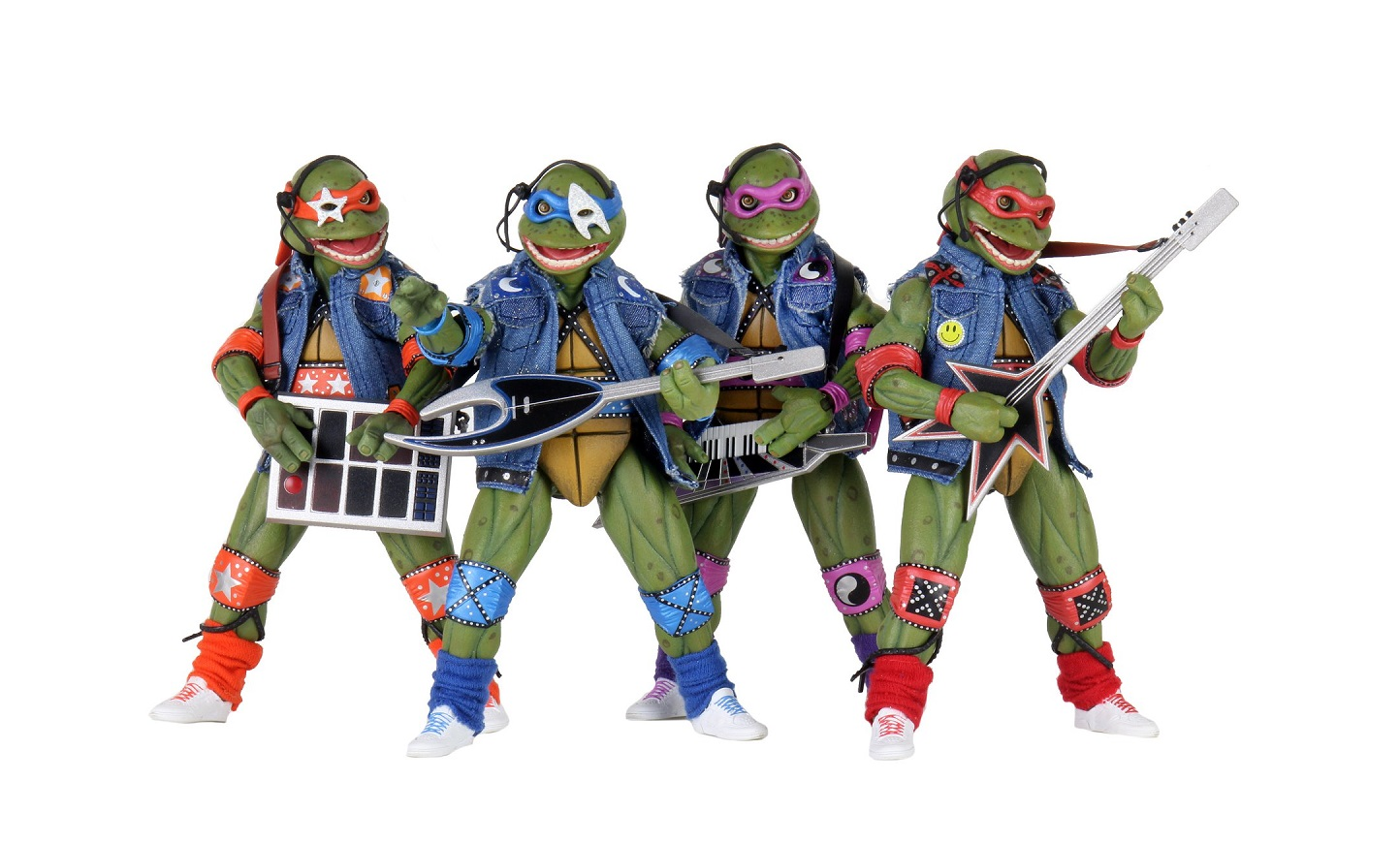Teenage Mutant Ninja Turtles:1990:Accessory:Mutagen Man GUN