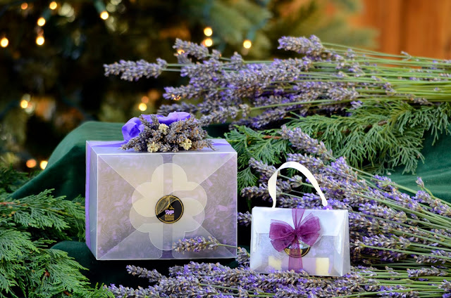 Lavender gift collections and gift sets for all the loved ones on your list