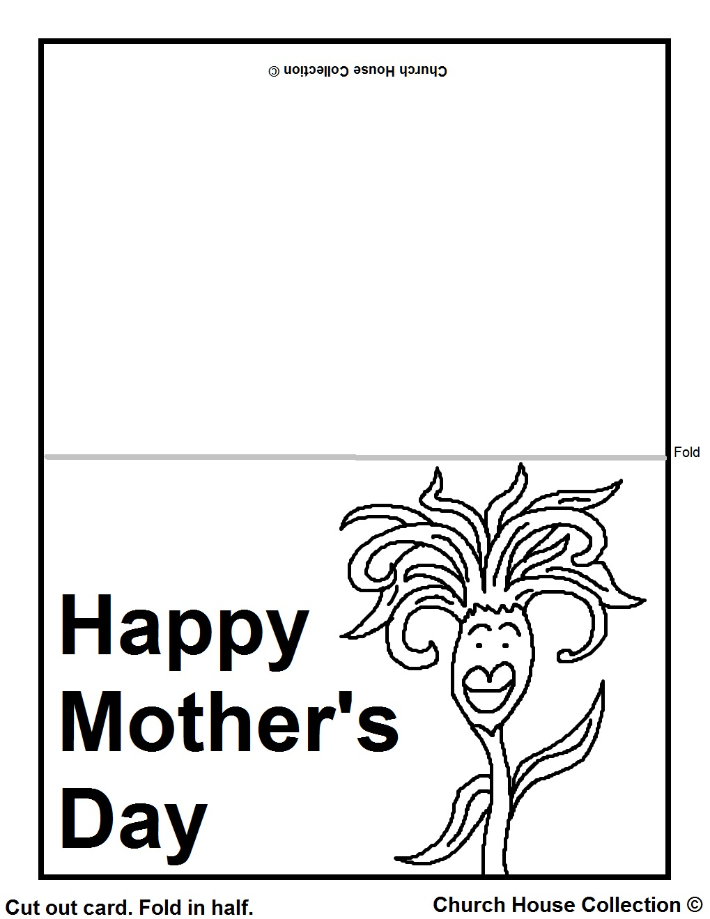 Church House Collection Blog Happy Mother39s Day Printable