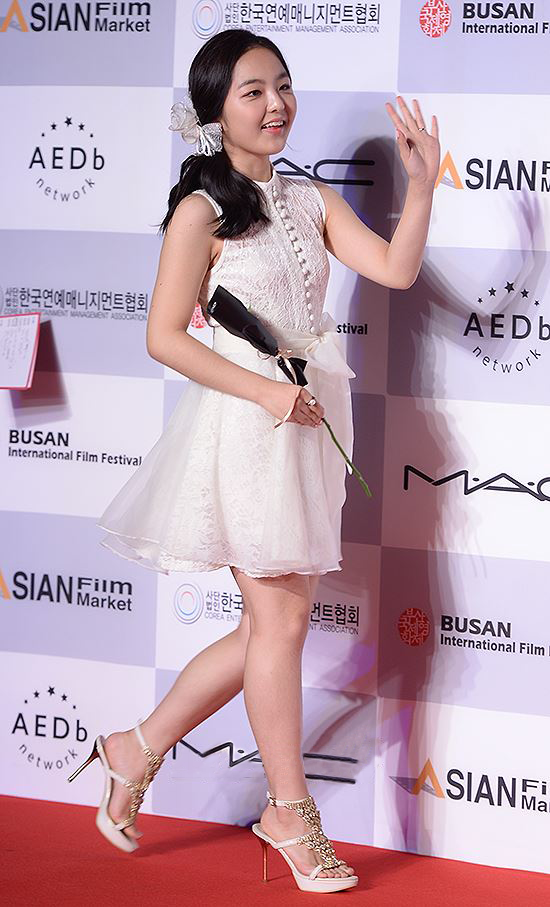 Seo Shin-ae (서신애), South Korean teen actress