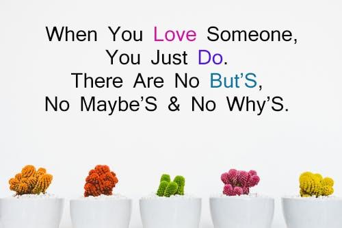 amazing love status