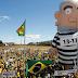 Quase 55% defendem que Lula seja preso e 89% querem processo contra Temer, diz Datafolha