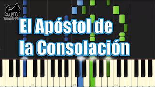 el apostol de la consolacion lldm piano