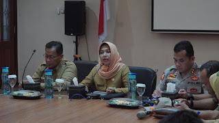 Walikota Mojokerto Bentuk Satgas Percepatan Penanganan Corona