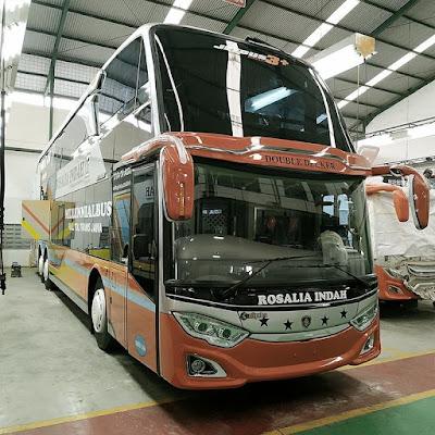 Rosalia Indah Scania