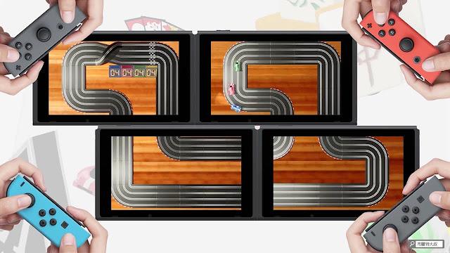 【遊戲】大人世界的瑪利歐派對《世界遊戲大全 51》 - 合併多台 Switch 主機,讓遊戲變得更好玩