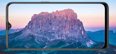 spesifikasi layar Realme U1