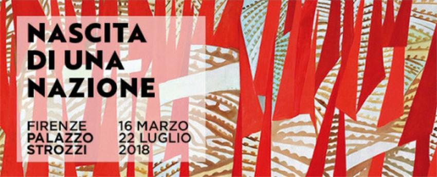 Nascita di una nazione, tra Guttuso, Fontana e Schifano, a Firenze dal 16 marzo al 22 luglio