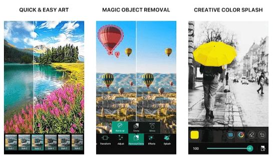 PhotoDirector Mod Apk