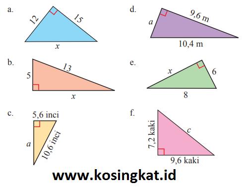 Kunci Jawaban Matematika Kelas 8 Halaman 11 12 Ayo Kita Berlatih 6 1 Kosingkat