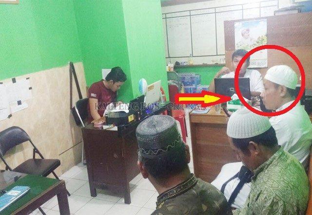 Polisi Tangkap Paksa Ustad Saat Pimpin Pengajian. Ini Alasannya