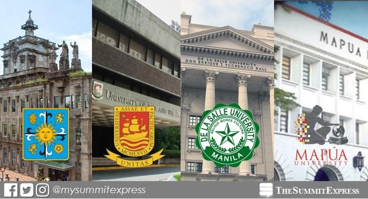 4 PH schools make it to 2020 World University Impact Rankings