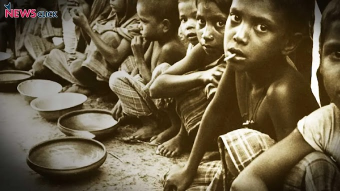 Malnutrition in Children of India