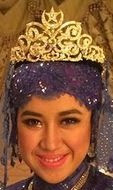 diamond crescent star tiara queen saleha brunei princess raabi'atul