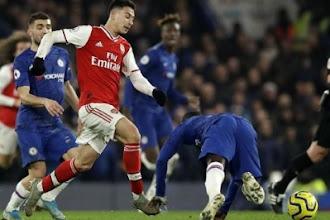 Menyaksikan Tandingan Dua Kubu Liga Inggris : Live Streaming Chelsea VS Arsenal
