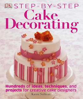 step by step cake decorating cover