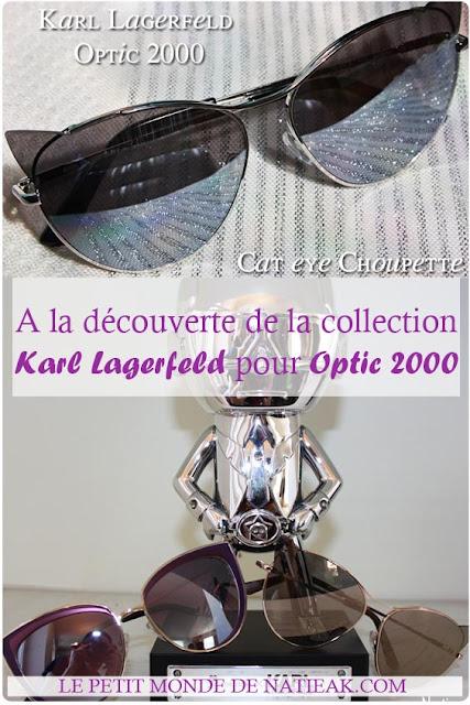 Karl Lagerfeld d'Optic 2000