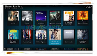 "Como Instalar o Add-on ""Sure Shot"" no KODI 17 - Melhores Filmes IMDB 2016/2017"