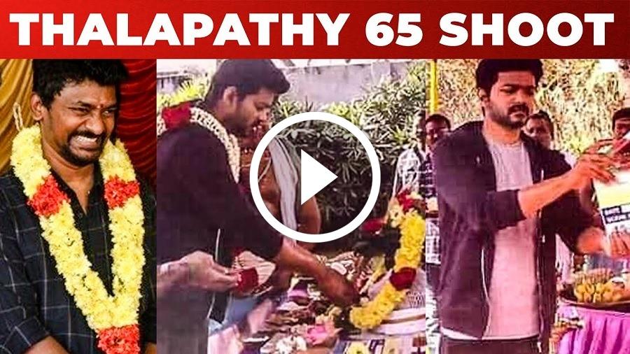பிரேக்கிங் : Thalapathy 65-விற்காக Russia செல்லும் தளபதி விஜய் ?