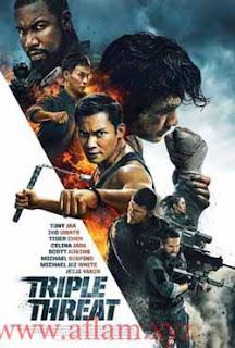 مشاهدة مشاهدة فيلم Triple Threat 2019 مترجم
