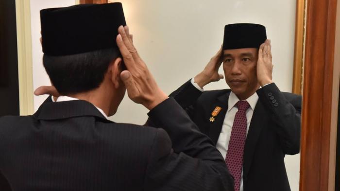 Jokowi Ingatkan Agar Indonesia Tak seperti Afganistan