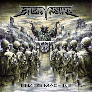 "ENEMYNSIDE - ""CHAOS MACHINE"""