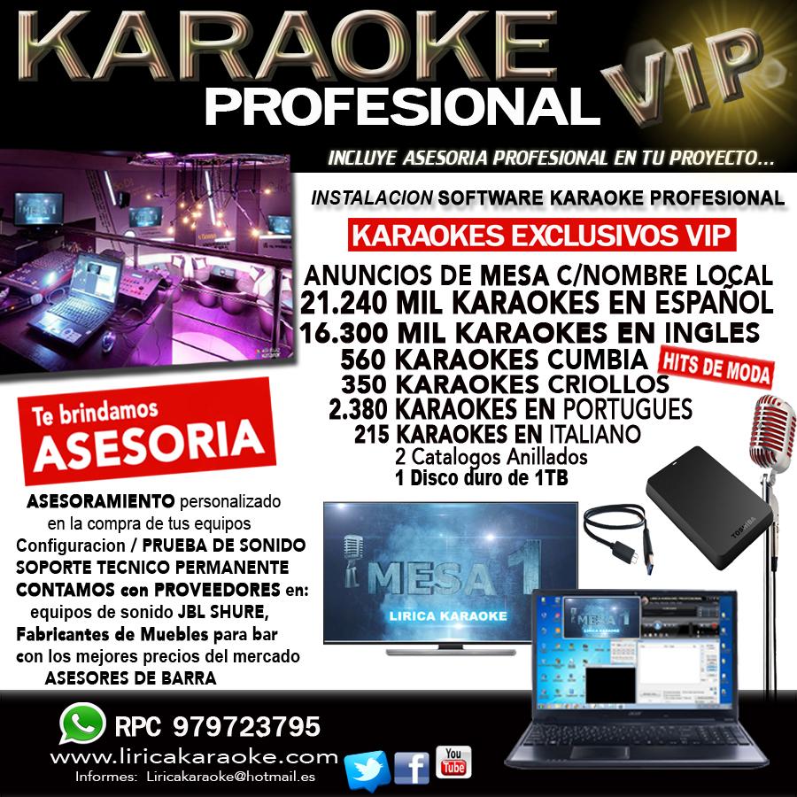 Como instalar un sistema karaoke en casa - Karaoke en casa ...