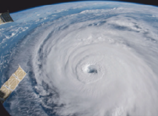 Climate change making hurricanes stronger