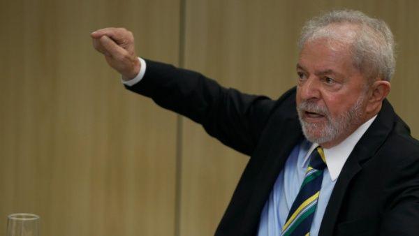Lula denuncia que Brasil perdió su soberanía y culpa a Bolsonaro