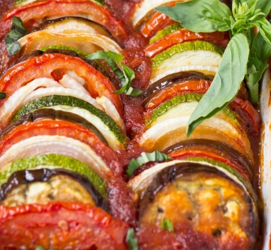 Ratatouille #healthy #lowcarb