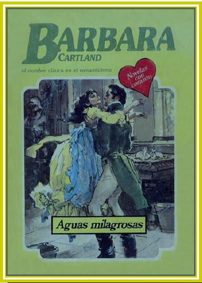 Aguas Milagrosas – Barbara Cartland
