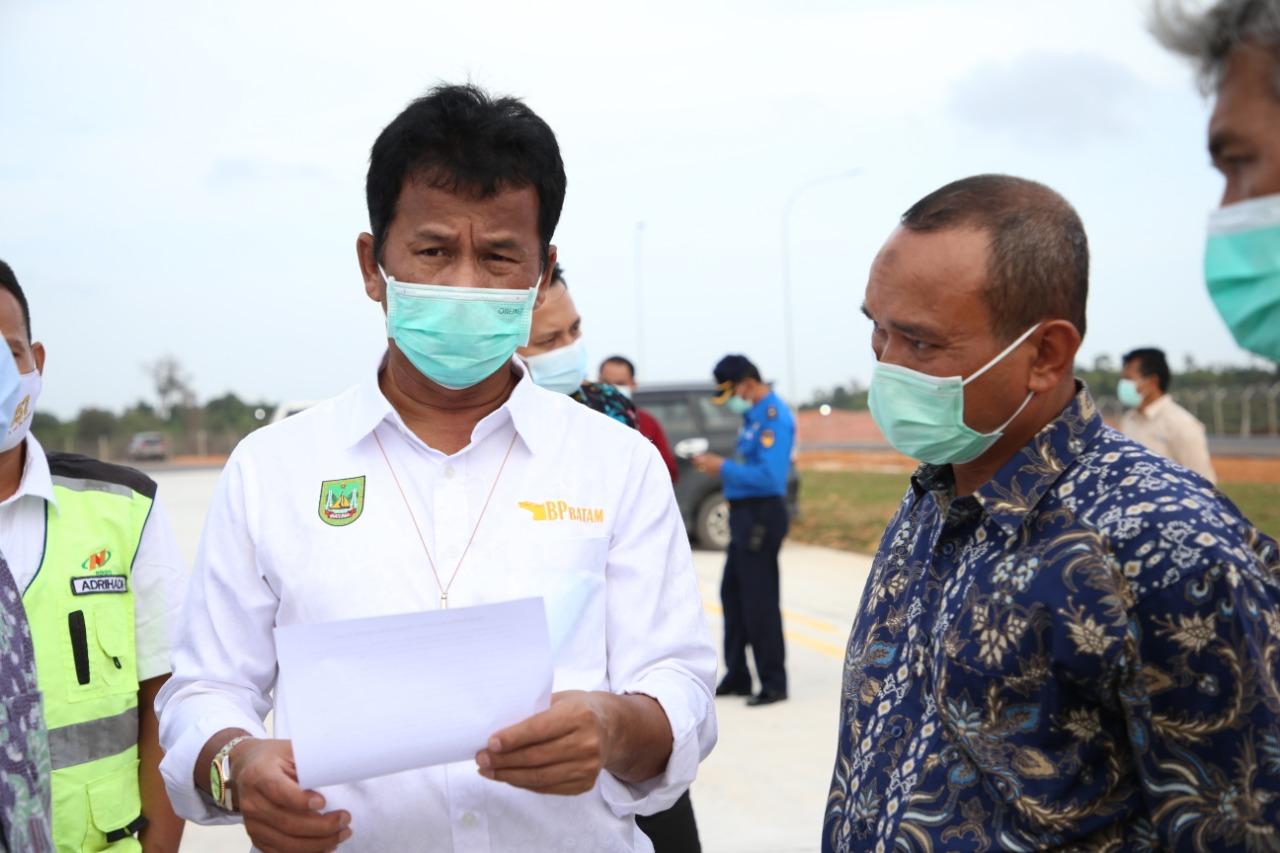 Bandara Hang Nadim Dirancang Sebagai Hub Logistik Untuk Meningkatkan Perekonomian dan Industri di Batam