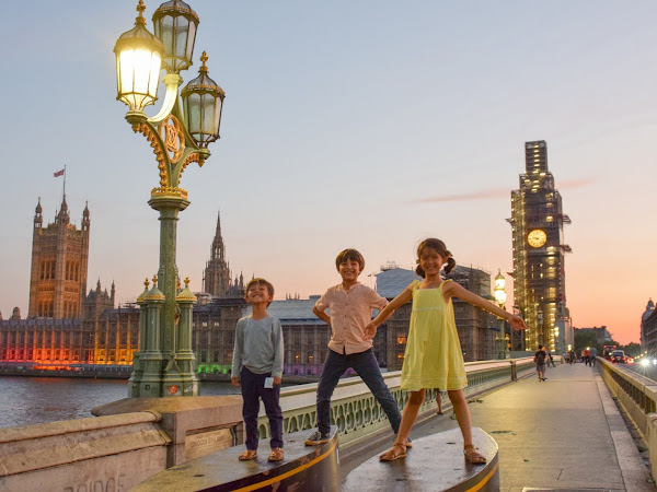 7 Reasons to Visit London with Kids