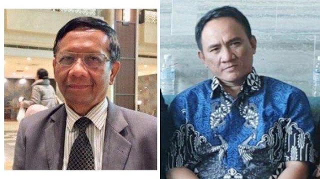 Protes Keras Andi Arief ke Mahfud MD soal UU Era SBY: Saya Harap Prof Tidak Sebar Hoax