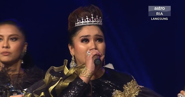 Azharina Juara GV3