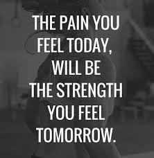 Quotes On Pain And Gain