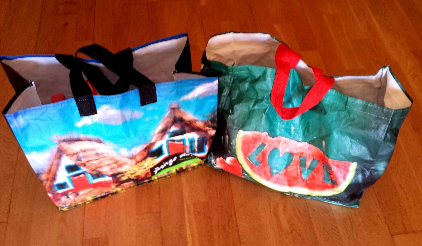 62d3bdcc4 Vida de Mulher aos 40  A lei dos sacos de plástico e os ...