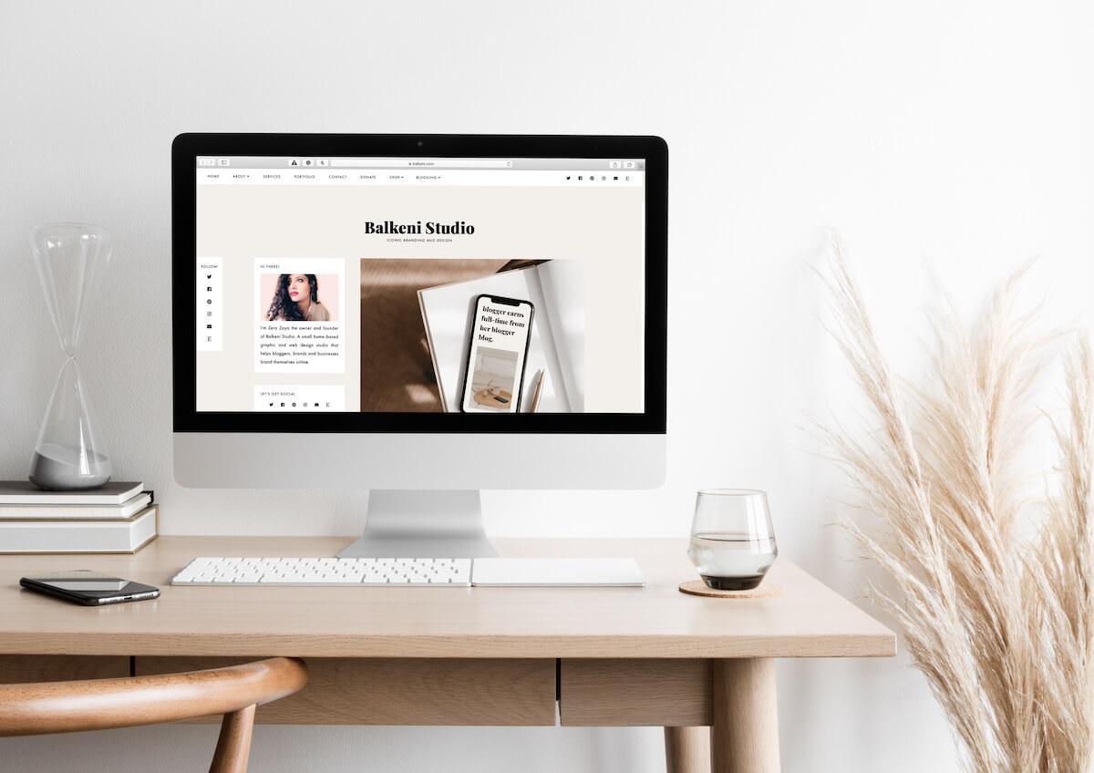monetising a blogger blog