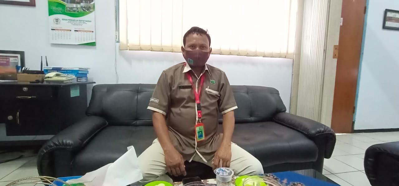 Karyawan Perumdam Tirta Mahameru Terpapar Covid-19