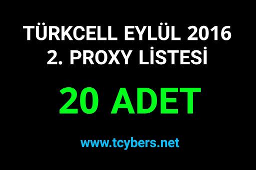 Hızlı Proxy! Listesi - 6