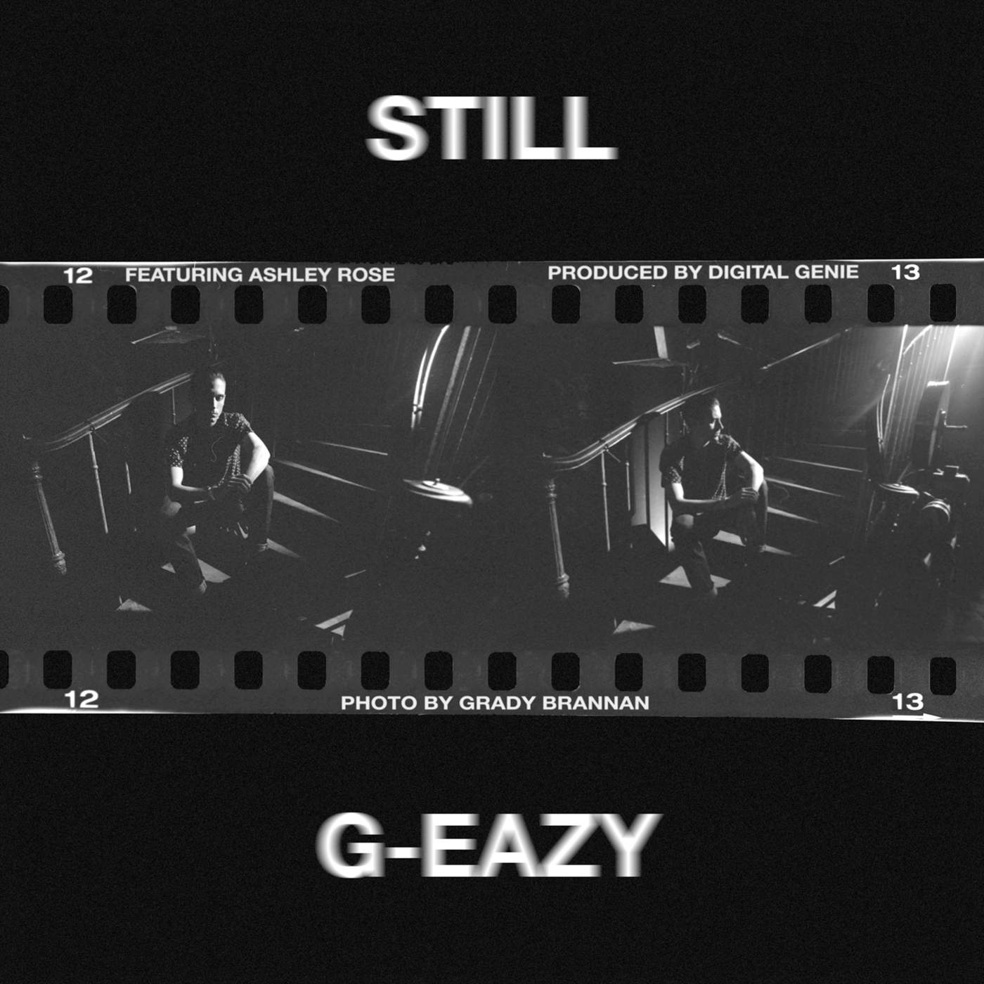 G-Eazy - Still - Single Cover