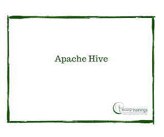 Apache Hive training