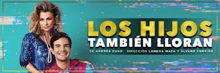 LOS HIJOS TAMBIEN LLORAN de Andres Zuno