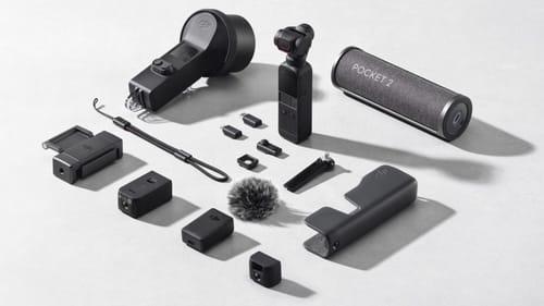 DJI Pocket 2 brings updated sensors optics and audio