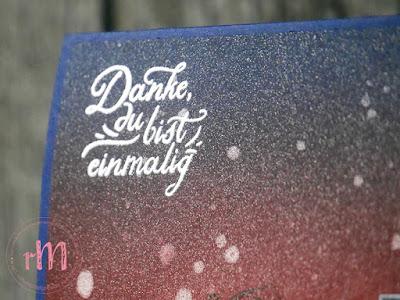 Stampin' Up! rosa Mädchen Kulmbach: Stamp A(r)ttack Blog Hop: Mein neues Lieblingsstempelset – Dankeskarte mit Hexe aus Flight of fancy und Schneeflockenwünsche
