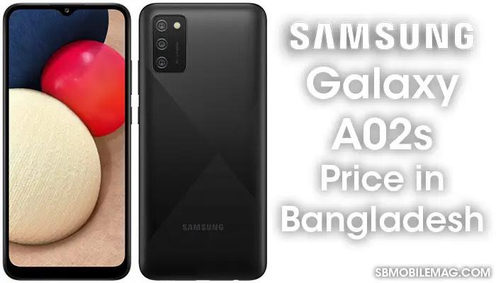 Samsung Galaxy A02s, Samsung Galaxy A02s Price, Samsung Galaxy A02s Price in Bangladesh