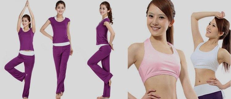 Những loại quần áo mặc tập Yoga bạn nên mua nhé