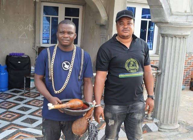 Man sabotages EFCC for extortion of yahoo boys.