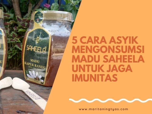 madu saheela, madu terbaik Indonesia