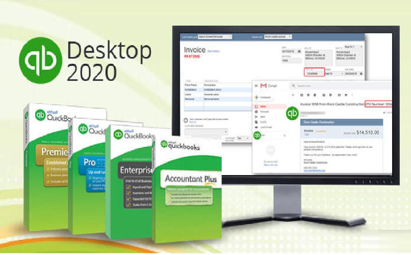 Quickbook desktop 2020